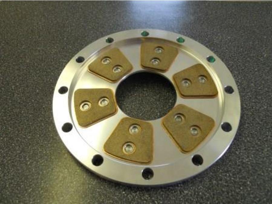 Diesel 12 Puck Clutch Disk