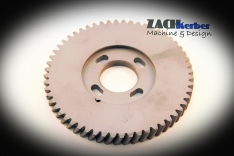 Cast adjustable cam gear2